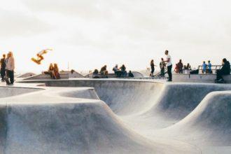 Fare Alcuni Trucchi Al Skatepark 442 19316743