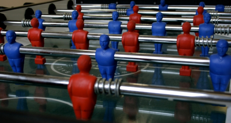 Table Football Men 1181318