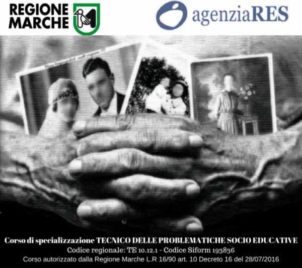 Corso Di Specializzazione TECNICO DELLE PROBLEMATICHE SOCIO EDUCATIVE