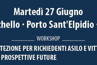 Workshop Tratta E Asilo: Connessioni E Prospettive Future