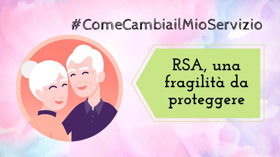 #ComeCambiailMioServizio RSA Amandola